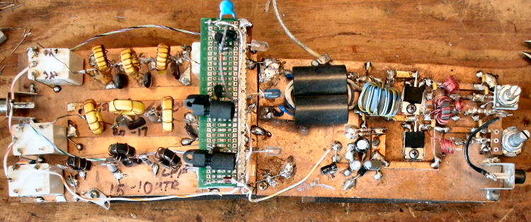 Transmitter to Interface with the BLT